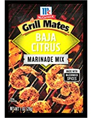 Grill Mates Baja Citrus Marinade, 1-Ounce Pouches(Pack of 12)