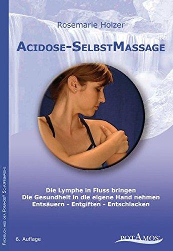 Massage Buch Acidose Selbstmassage Lernen