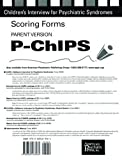 img - for Scoring Forms for P-Chips book / textbook / text book