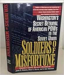 Soldiers of Misfortune by P C Wren
