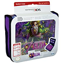 Legend of Zelda Majora's Mask 3DS, 3DSXL, 2DS Purple System Carrying Case [PDP