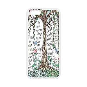 Chaap And High Quality Phone Case For Apple Iphone 6 Plus 5.5 inch screen Cases -Love Tree Pattern-LiShuangD Store Case 20