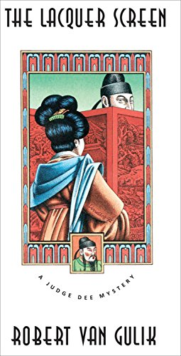 - The Lacquer Screen: A Chinese Detective Story (A Judge Dee Mystery)