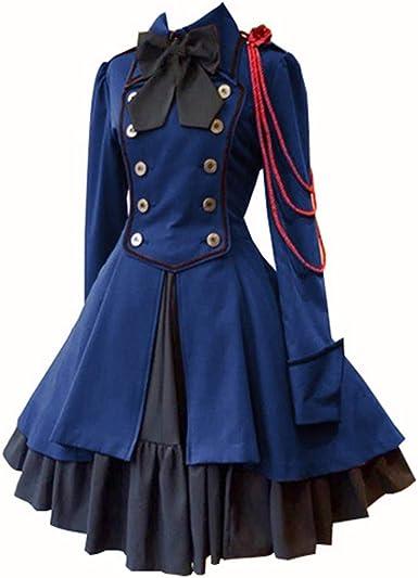 Loli Miss Lolita - Disfraz de Lolita para Mujer, Estilo Vintage ...