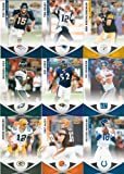 2011 Panini Gridiron Gear Football Series Complete Mint 150 Card Basic Veteran Players Set Including Michael Vick, Aaron Rodgers, Sam Bradford, Tim Tebow, Adrian Peterson, Tony Romo, Ben Roethlisberger, Peyton Manning, Tom Brady and Many Others!