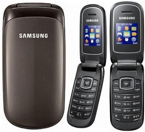 Samsung E1150 - Smartphone Libre - Marron: Amazon.es: Electrónica