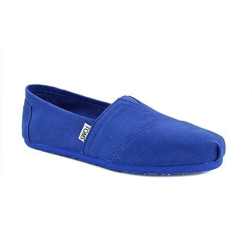 Toms Classic Burlap 1004A07 - Zapatillas de Tela para Hombre: Toms: Amazon.es: Zapatos y complementos