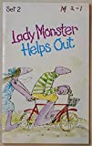 img - for Lady Monster Helps Out book / textbook / text book