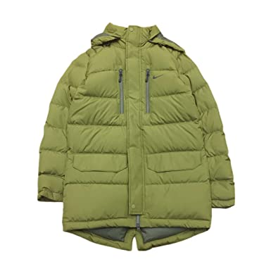 be63e71f99c3 Image Unavailable. Image not available for. Color  Nike Alliance 550 HD Men s  Down Coat ...