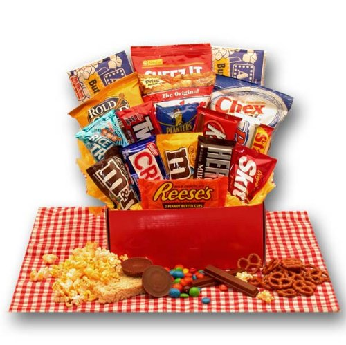 All American Snack Pack Care Package ()