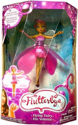 Flutterbye Flying Fairy Hispanic Darker Skin Exclusive Limited