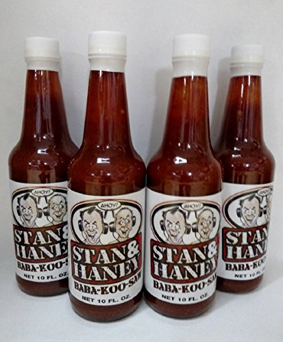 Stan & Haney Baba - Koo - Saw 10 oz bottle - 4 (Saws Bbq)