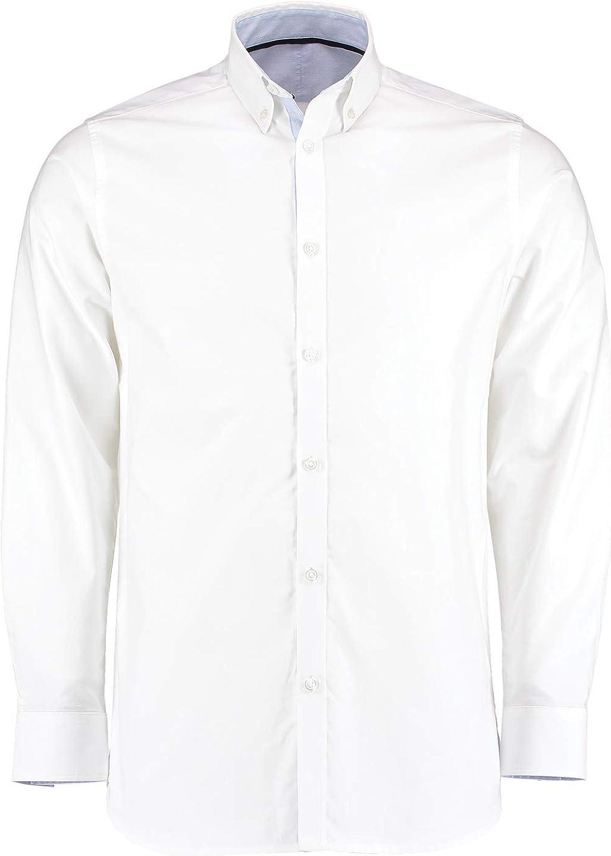 Clayton & Ford Camisa de Manga Larga para Hombre (KK145 ...