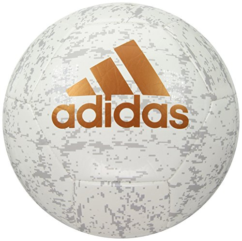 adidas Performance Glider II Soccer Ball, White, Size 5