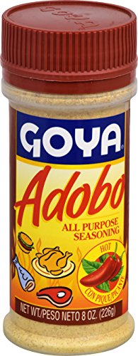 Goya Foods Adobo Container, Pique, 8-Ounce (Pack of 24)