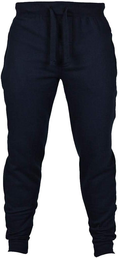 Trisee pour Homme Liga Training Pants Pantalon de Surv/êTement Pantalons Homme Pantalon Cargo /à Taille /éLastique Imprim/é Pantalon de Jogging Sports V/êTement Gar/çOn Bas de Jogging Noir ou Gris