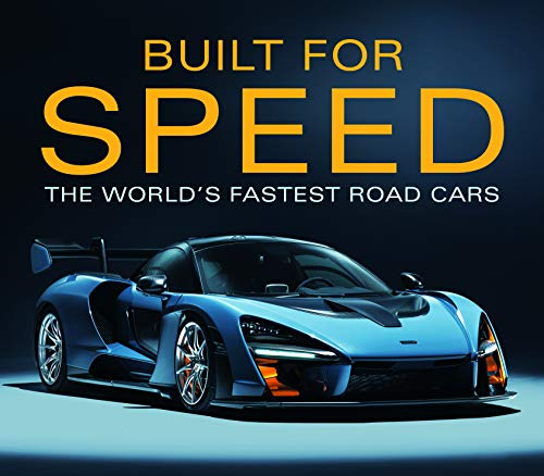 Explore some of the world's fastest cars from 1996 to2019. Including the Shelby Series 1, Chevrolet Corvette ZR1, and McLaren Senna. 35 cars are included, foreign and domestic Beautiful full-color photos are featured with anoverview o...