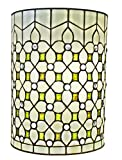 Amora Lighting Tiffany Style AM014WL10 Wall Sconce Lamp 10 In Wide