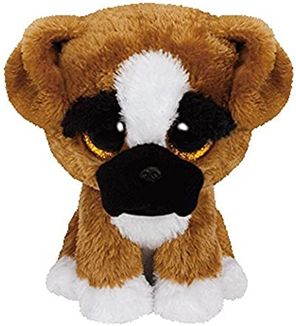 Alaska Stuffed Animals, Amazon Com Brutus Bulldog Beanie Boo Medium Stuffed Animal By Ty 37053 By Ty Toys Games