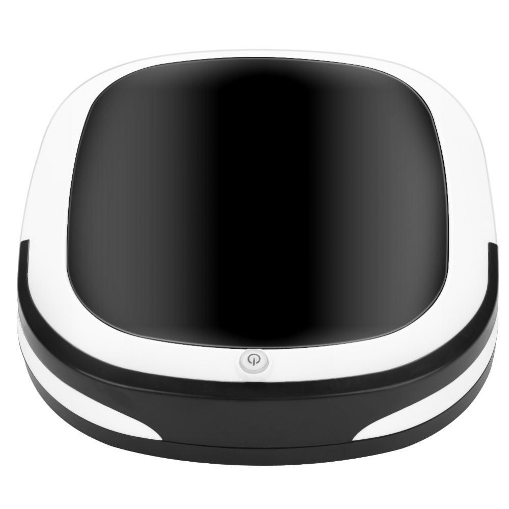 Robot Aspiradora de Limpieza de hogar,Auto-Carga, Sensor Inteligente,Todo Tipo de Suelos.(Black): Amazon.es: Hogar