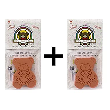 (2 Pack) The Original Brown Sugar Bear