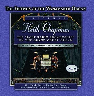 Keith Chapman: The
