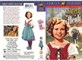 HEIDI and ALICE in WONDERLAND (2 tape set) [VHS]