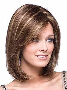 Amazon Com Menoqi Short Wigs For Women Full Hair Wig