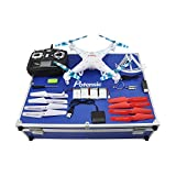 RC-Quadcopter-Potensic-Premium-Upgraded-X5C-1-Syma-RC-Drone-24GHz-CH-6-Axis-Gyro-Quadcopter-with-Additional-Spare-Parts-and-Carrying-Case