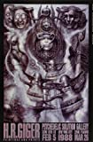 H.R. Giger Paintings and Prints Poster Picture