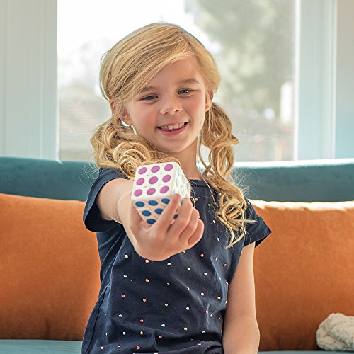 Cube-tastic! 3D Puzzle Cube anyone can learn to solve! Brain Teaser AR Technology Toy for Kids cube 3×3