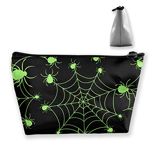 Halloween Small Travel Makeup Pouch Toiletries Storage Organizer Bags ()