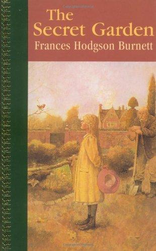 The Secret Garden Childrens Classics Frances Hodgson Burnett 9780517189603 Amazon Books