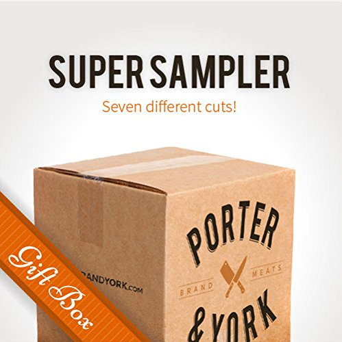 Porter & York Brand Meats - Super Sampler Gift (Beef Chuck Roast)