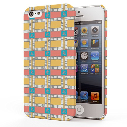 Koveru Back Cover Case for Apple iPhone 5S - Ladders