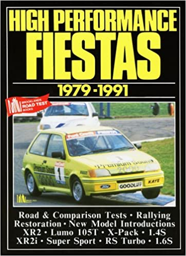 High Performance Fiesta 1979-91 (Brooklands Road Tests S) Paperback – March 22, 1992