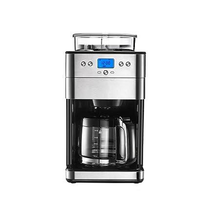 Granos de molienda Completamente automáticos de la Máquina del café Tipo del hogar del Acero Inoxidable