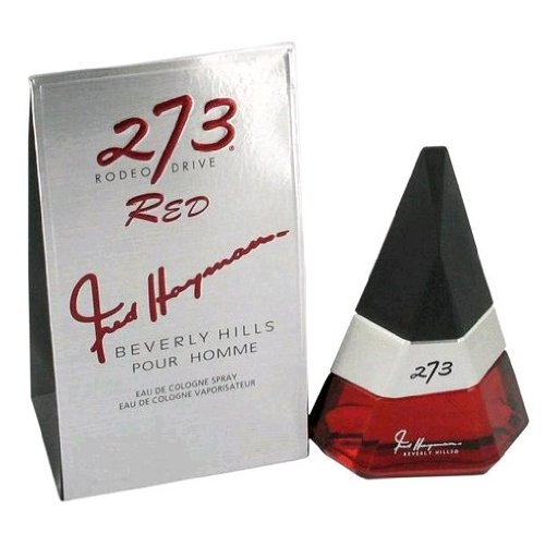 273 Red by Fred Hayman Eau De Cologne Spray 2.5 (273 Red Perfume)