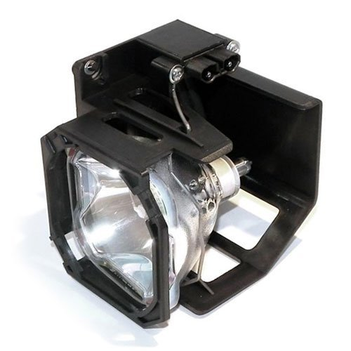Mitsubishi Compatible 915P028010, WD-52526, WD-52527, WD-52528, WD-62526, WD-62527, WD-62528 RPTV Lamp with Housing - 915p028010 Lamp