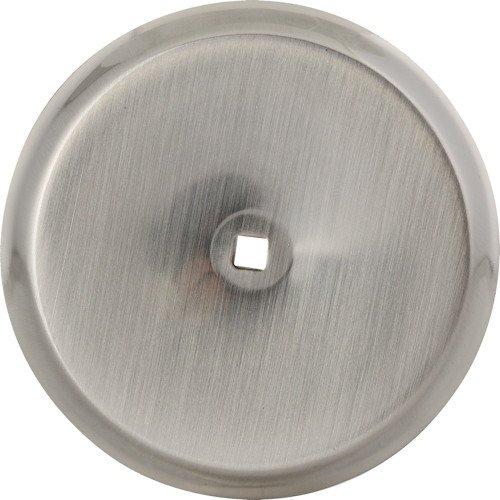 Anvil Mark 2491925 2-3/4'' Backplate, Satin Nickel