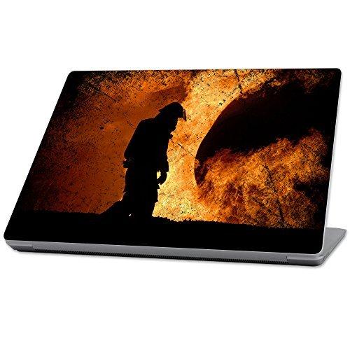 新品入荷 MightySkins Protective Durable Microsoft and Unique Durable Vinyl [並行輸入品] wrap cover Skin for Microsoft Surface Laptop (2017) 13.3 - Firefighter White (MISURLAP-Firefighter) [並行輸入品] B0789K9543, クダマツシ:a0489fff --- senas.4x4.lt