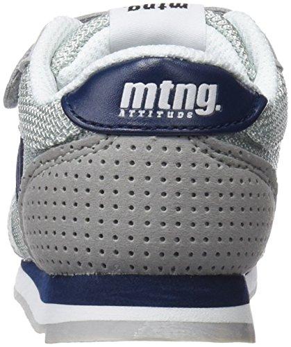 MTNG Jogger, Zapatillas de Deporte Para Niños Gris (Action Pu Gris Claromesh Gris Claroraspe Gris Claro)