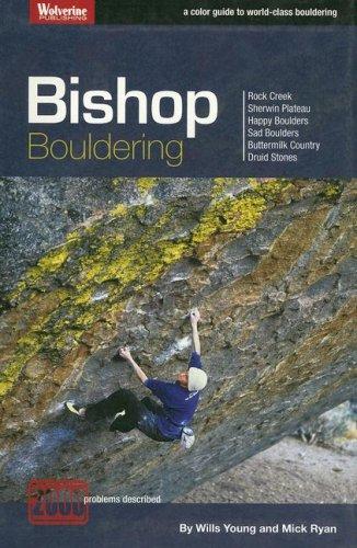 Bishop Bouldering PDF ePub book