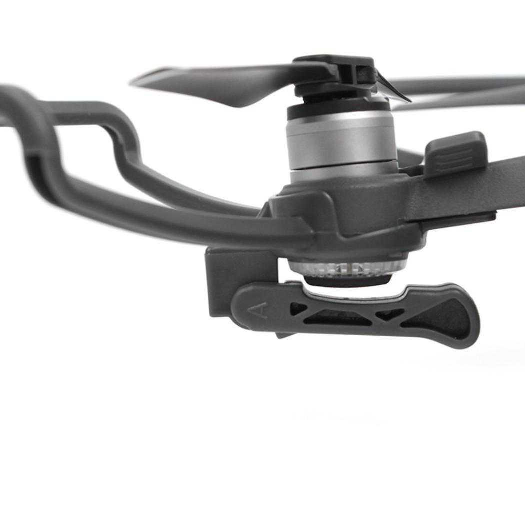Protectores de propulsores y patas de engranaje extensibles para DJI SPARK Drone RC