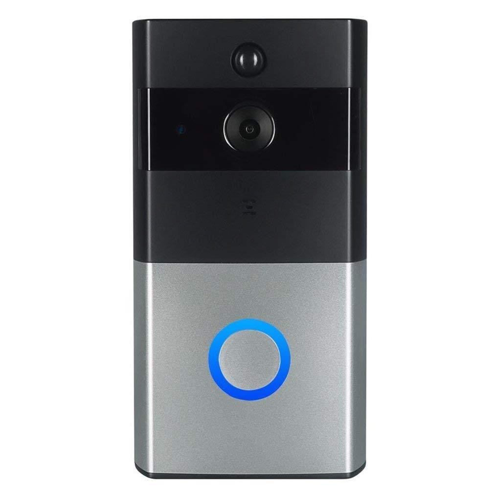 FDBF Campanello per Campanello PIR con citofono Digitale bidirezionale per Visione Notturna con videocamera HD