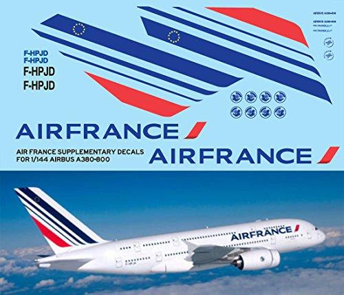 Air France Airbus - 7