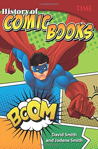 Download History of Comic Books (TIME FOR KIDS® Nonfiction Readers) pdf
