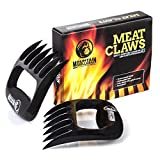 Bear Claws Meat Shredder for BBQ - Perfectly Shredded Meat, These Are The Meat Claws You Need - Best Pulled Pork Shredder Claw x 2 For Barbecue, Smoker, Grill - Shred Your Meat, Don't Burn Your Hands!