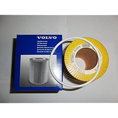 Volvo 30750013, Engine Oil Filter: Automotive