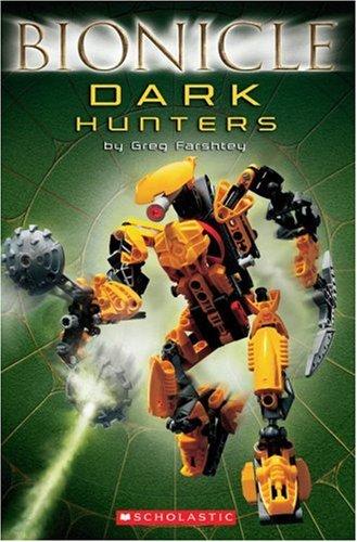 Download Bionicle: Dark Hunters pdf
